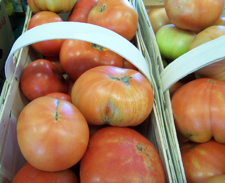 Goodman's tomatoes